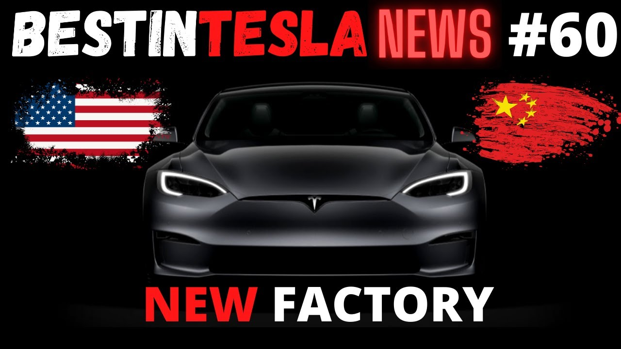 Tesla is building NEW factory | Tesla to become BIGGER than APPLE | Tesla keeps growing in the US
