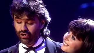 Sarah Brightman & Andrea Bocelli  1997. Por ti volare . C. L. S.