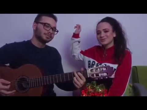 Isidora Mitić - All I Want For Christmas Is You (Mariah Carey)