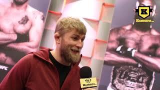 Alexander Gustafsson: