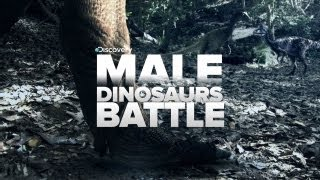 Only The Strong Survive: Dinosaurs BATTLE