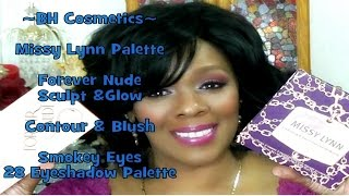 bh cosmetics haul 28 smokey eyes palette more real talk