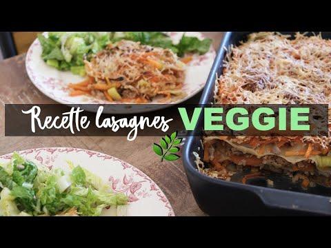 recette-healthy-:-lasagnes-veggie