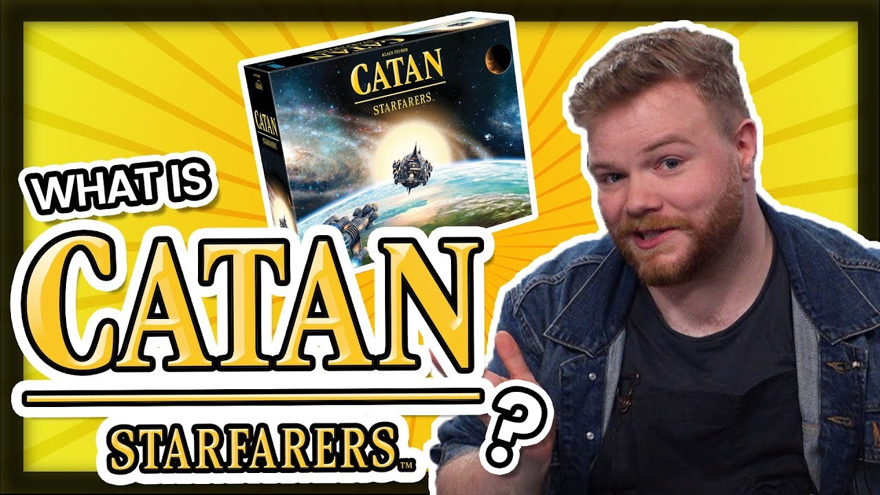 Download What is Catan: Starfarers? - Intergalactic Haggling!?