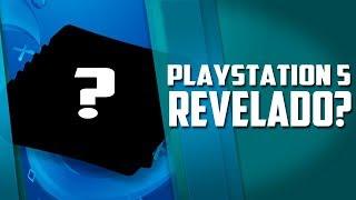 É assim que o Playstation 5 vai ser? Novo possível visual revelado