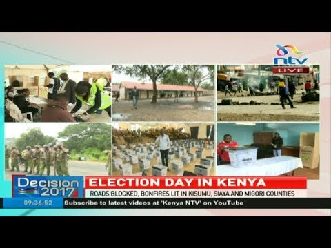 Watch #Decision2017 bringing you election results and news from around the country.