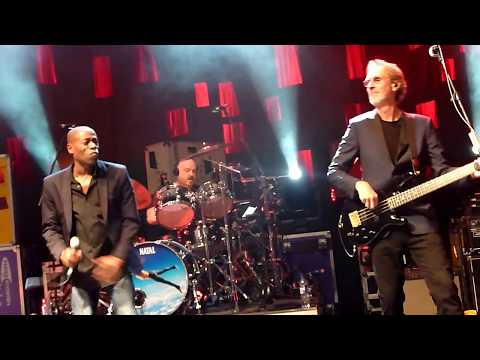 Mike + The Mechanics -  Cuddly Toy - Shepherds Bush Empire, London - October 2017