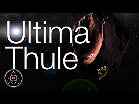 New Horizon's Next Target - First Image of Ultima Thule