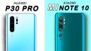 Download Mi Note 10 vs Huawei P30 Pro - Full Detailed Comparison Mp3 and Videos