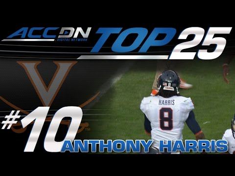#10: Virginia S Anthony Harris | ACC Top 25 Players To Watch