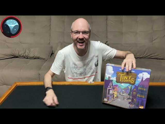 Tiny Towns - Unboxing