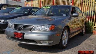 2004 Infiniti I35 Sedan New Jersey Pre Owned