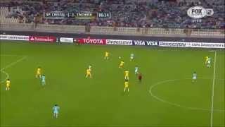 Sporting Cristal 1 - 1 Deportivo Táchira Copa Libertadores 2015