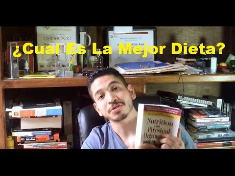 ¿Cual es la mejor dieta?