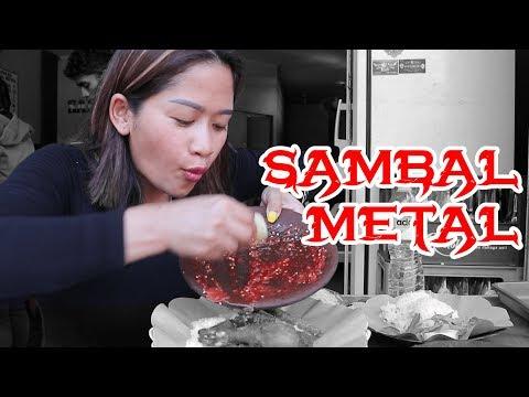 Lagu Video Mukbang 6 Cobek Sambal & Lauk Semeja Hanya 46 Rb Saja #bali #halal Terbaru