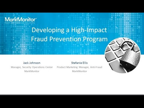Developing a High-Impact Fraud Prevention Program