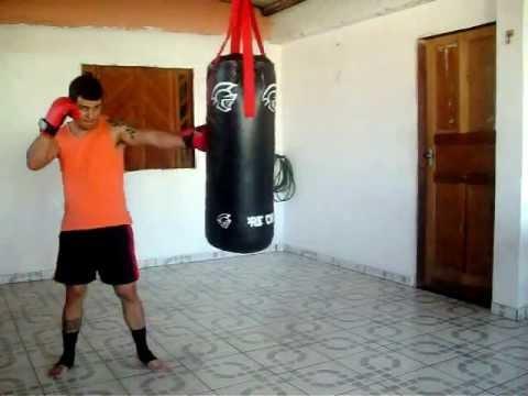 4ff6ab2d8 saco de pancada treino 2 - YouTube