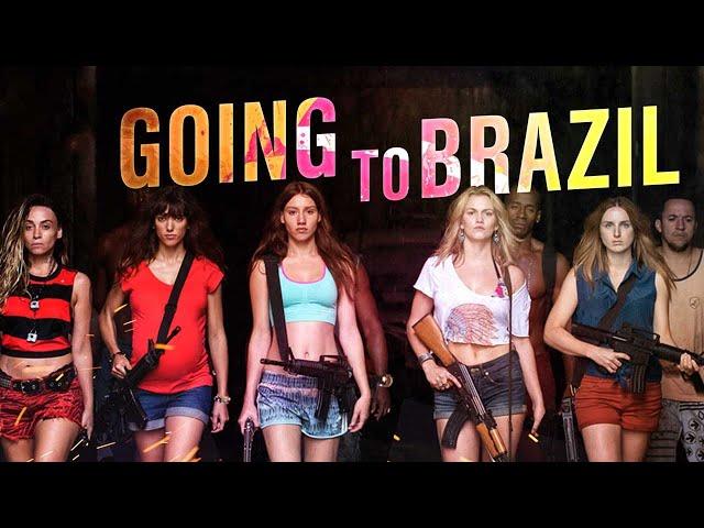 Going to Brazil (KOMÖDIE DRAMA l Ganze Komödie auf Deutsch in voller Länge, Film kostenlos ansehen)