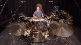 Drum Magazine Playthrough: Spock's Beard 'Postcards From Perdition' By Jimmy Keegan