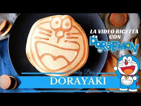 Bimby |Thermomix - I Dorayaki con Pietro Ubaldi, la voce di Doraemon!