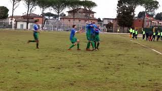 Serie D Sinalunghese-Seravezza P. 0-3