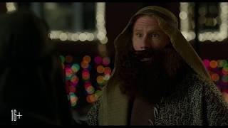 """Здравствуй, папа, Новый год! 2 - Клип """"Снежок прилип"""""""
