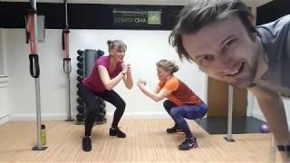 FB LIVE - 30 Minute PBX Workout