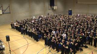 Rock Choir Kent Big Sing - Maidstone - Dance With Me Tonight