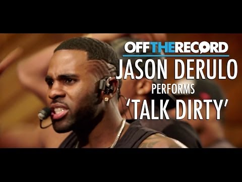 Jason Derulo Performs 'Talk Dirty' ft 2 Chainz Live - Off The Record