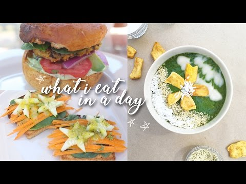 What I Eat In A Day - 2 | VEGAN + GF ♥