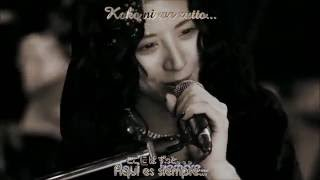 Kanon Wakeshima - Love your enemies (Sub español)(Selector Destructed WIXOSS)(Theme Song)