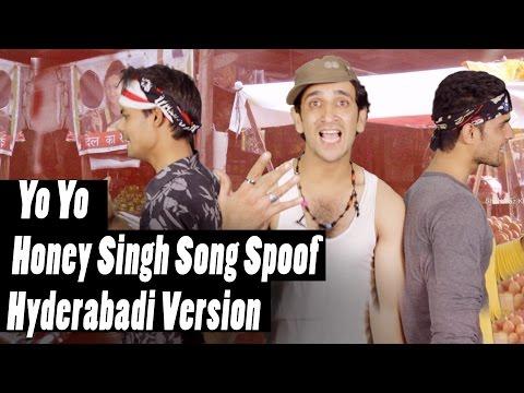 Hyderabadi yo yo honey sing  || Shehbaaz Khan