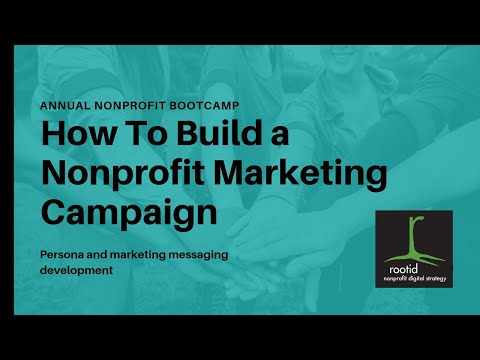 How To Build Nonprofit Marketing Campaign