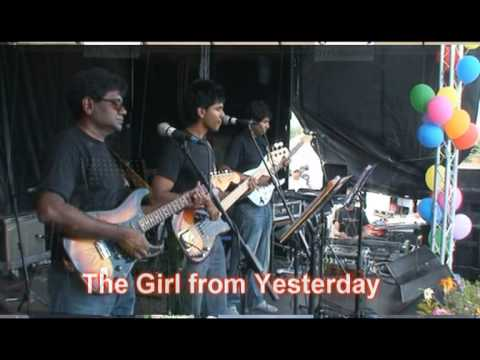 The Eagles cover - The Girl from yesterday - Jlads Band 2010