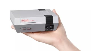 Nintendo is re-releasing the NES with 30 pre-loaded games
