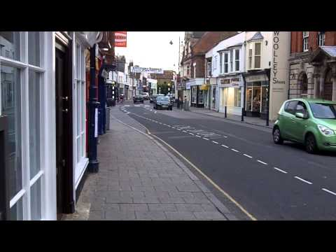 Whitstable, Kent.