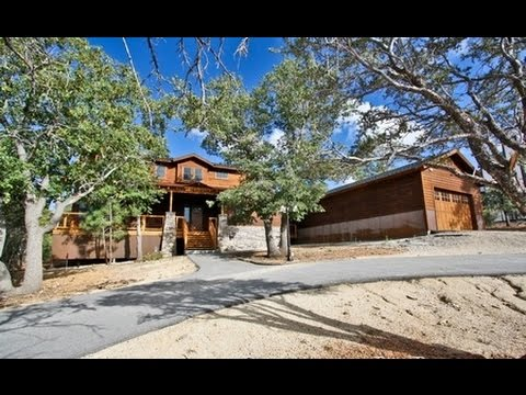 Big bear cabin rentals destination big bear grand for Big bear retreat cabins