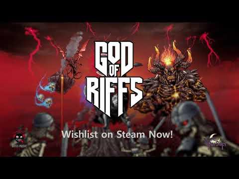 God of Riffs - Reveal Trailer
