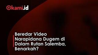 Download Video Beredar Video Narapidana Dugem di Dalam Rutan Salemba, Benarkah MP3 3GP MP4