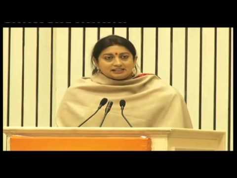 Bal Shree Honor Function, National Bal Bhawan at Vigyan Bhawan , New Delhi on 3rd February 2016