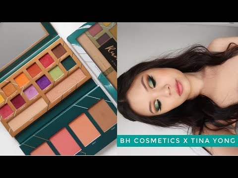 RUN WILD BY TINA YONG X BH COSMETICS ⋆ 3 Looks, Review + Swatches thumbnail