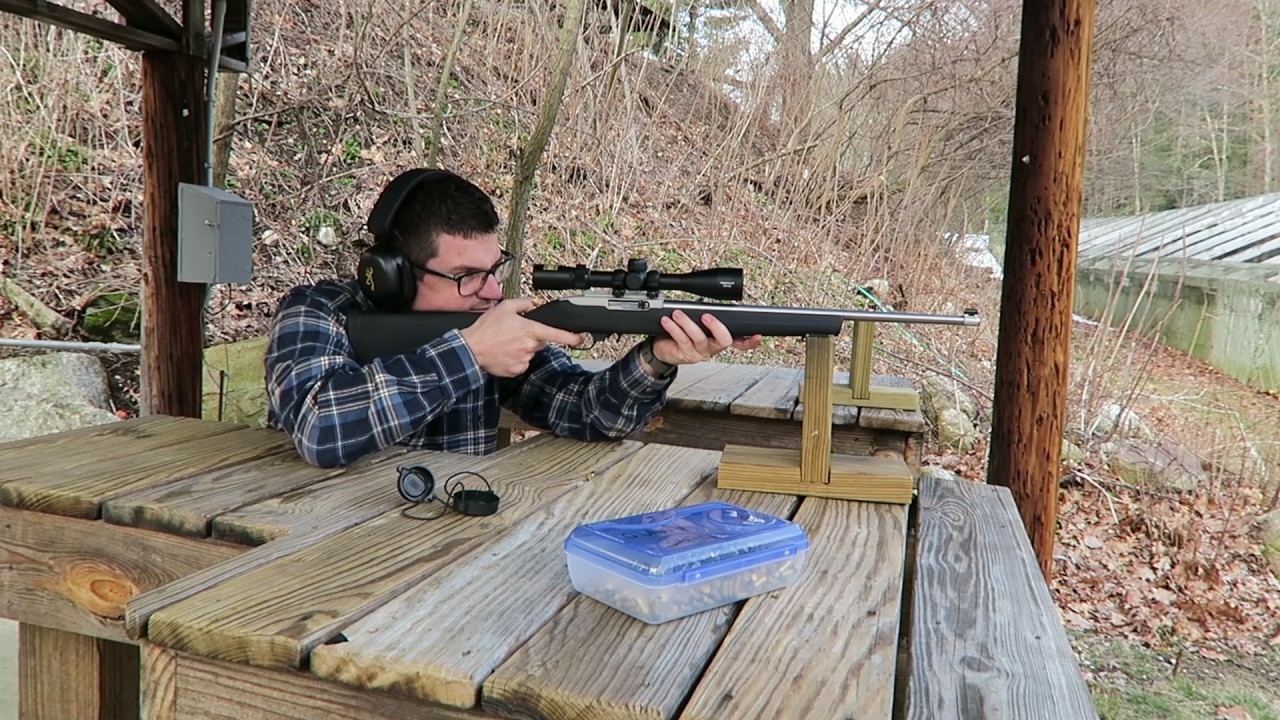 Hogue Stock for the Ruger 10/22