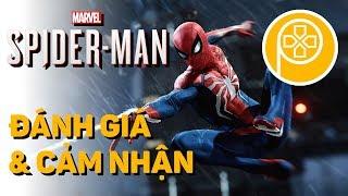 [GIỚI THIỆU PHÊ GAME] MARVEL'S SPIDER-MAN: Khi game hay hơn phim