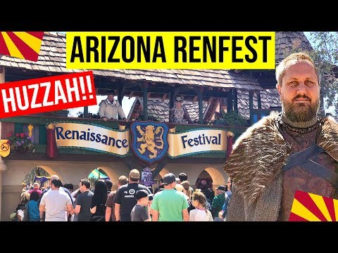 Arizona Renaissance Festival 2018: Fun Things To Do In Arizona | Arizona Living | Phoenix
