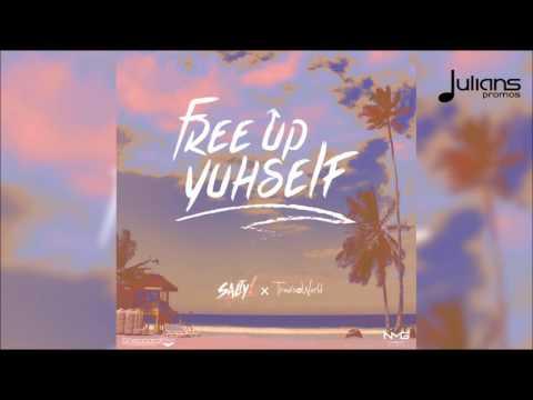 Salty & Travis World - Free Up Yuhself