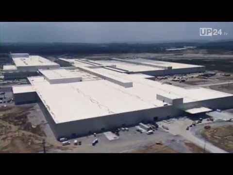 VW-Werk in Chattanooga eröffnet