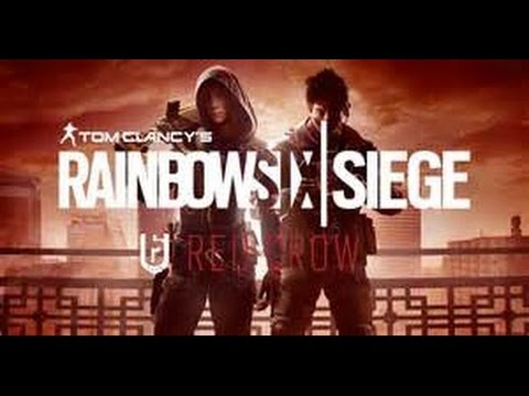 RAINBOW SIX SIEGE SEASON 4 WITH ANGRY SCOTTISH MAN
