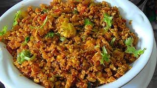 TOMATO EGG BHURJI/how to make quick & easy egg bhurji/anda bhurji