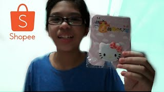 Unboxing pop socket from Shopee! •Hannah•