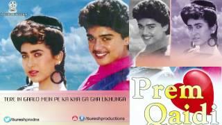 Tere In gaalo Mein Pe Ka Kha Ga Gha Likhunga | Prem Qaidi | Jukebox | Harish,Karisma Kapoor